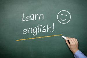 cours particulier anglais