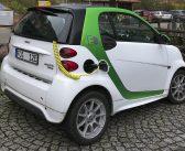 Installation de borne de recharge pour voiture électrique par un  particulier