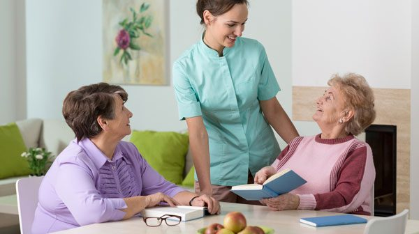 Choisir une maison de retraite, les points à prendre en compte
