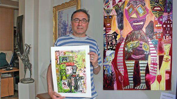 Pascal Robaglia, le galeriste au talent de vendeur