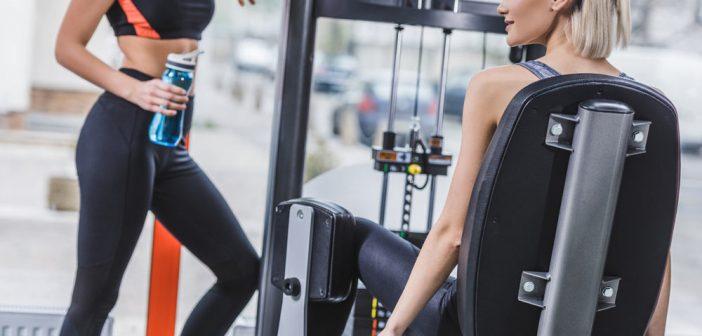Quelle machine utiliser à la salle de sport ?
