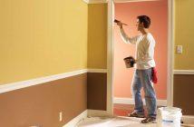 peinture interieure maison