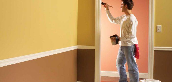 Peinture d'intérieur : quelles sont les règles à respecter pour réussir les travaux