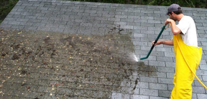 À quel moment de l'année procéder au démoussage de sa toiture?